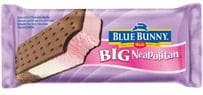 Neapolitan Ice Cream Sandwich