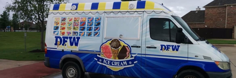 Dallas Ice Cream Truck