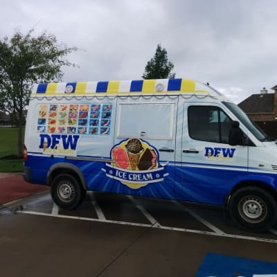 DFW ICE Cream Trucks 13