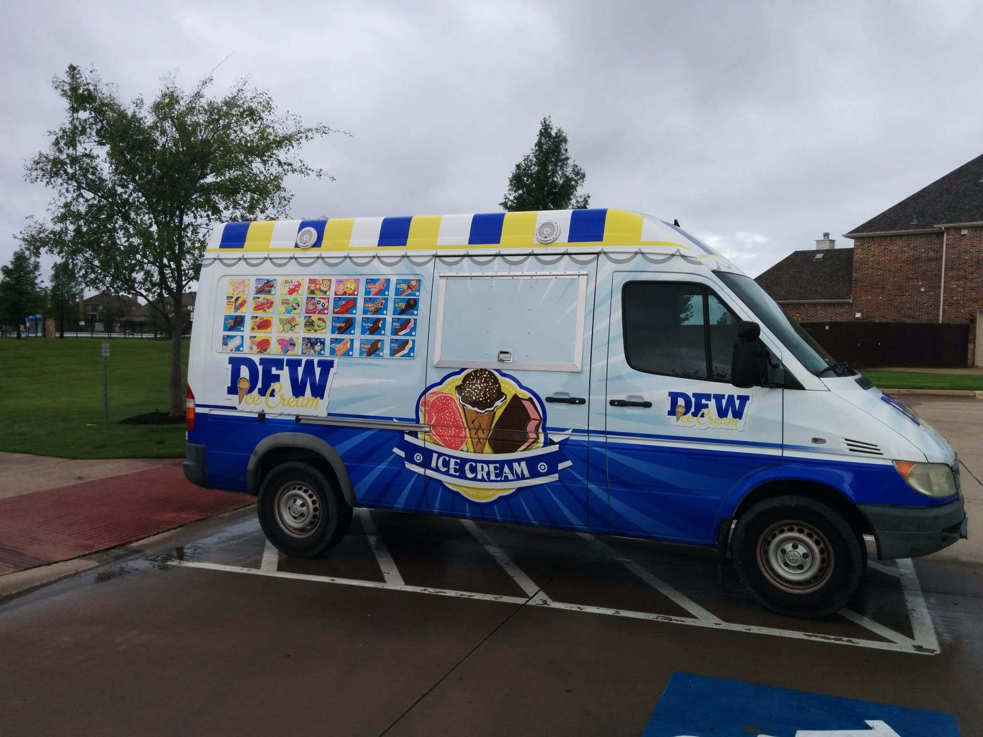 Dallas Ice Cream Truck