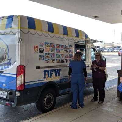 DFW ICE Cream Trucks 14